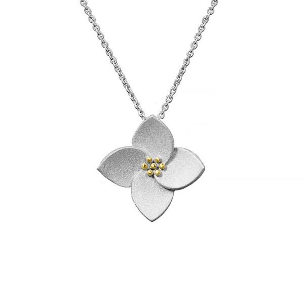 colier delicate jasmine1