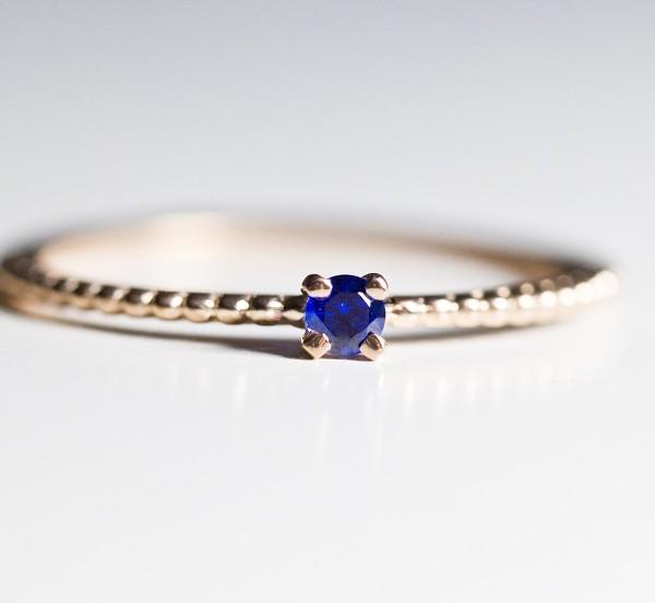 inel blue velvet