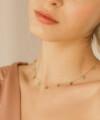 Colier Pure Grace cu smaralde ovale 1